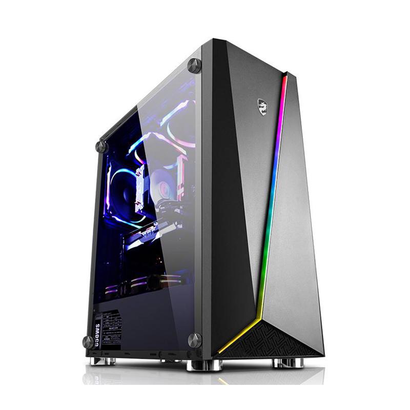 VỎ MÁY TÍNH VITRA NEFERTITI X9 RGB E-ATX