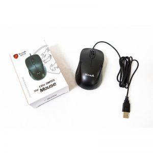 Chuột có dây Vitra Elite GM155 USB Black