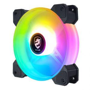 FAN VITRA SNOW RGB (4 pins)