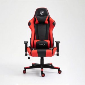 GHẾ GAME CAO CẤP VITRA XRACING ARES GC200 RED BLACK